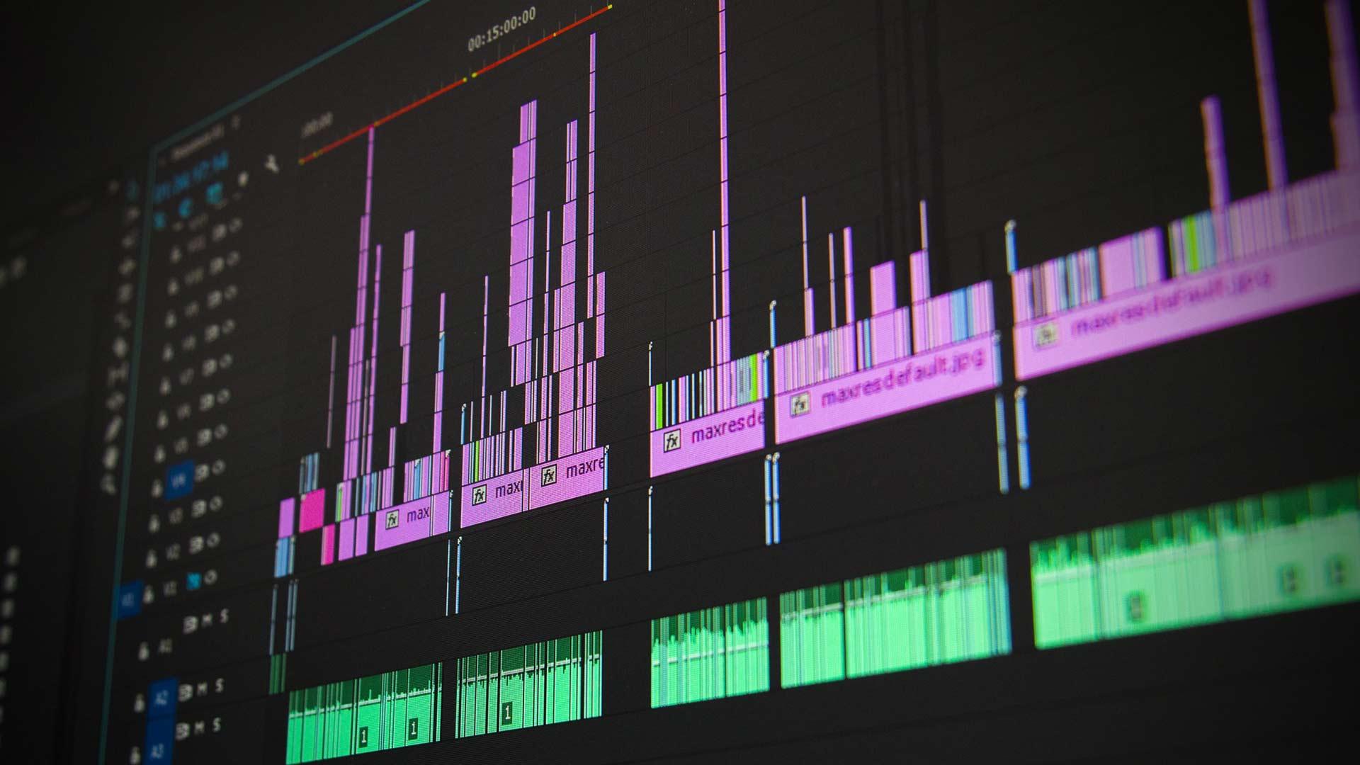 Edición en video